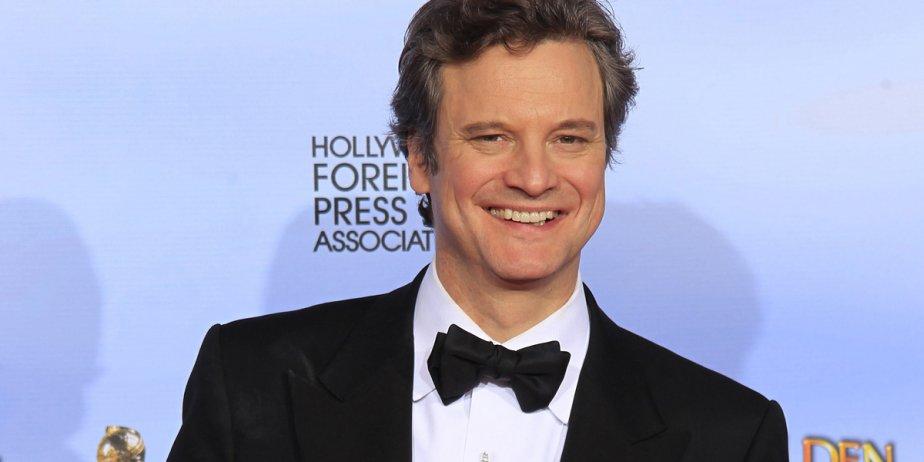 L'acteur britannique Colin Firth a lancé mercredi une campagne... (Reuters)