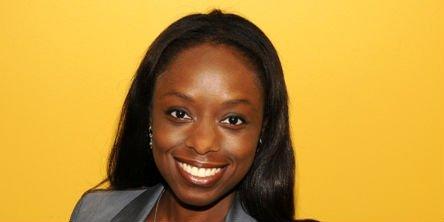 Tetchena Bellange, marraine de Vues d'Afrique 2012.... (Photo fournie par Vues d'Afrique)
