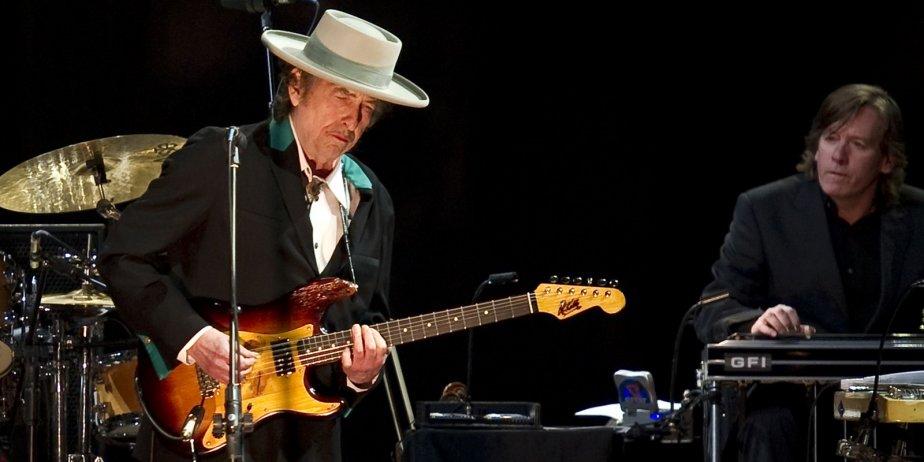 Bob Dylan... (Archives Agence France-Presse)