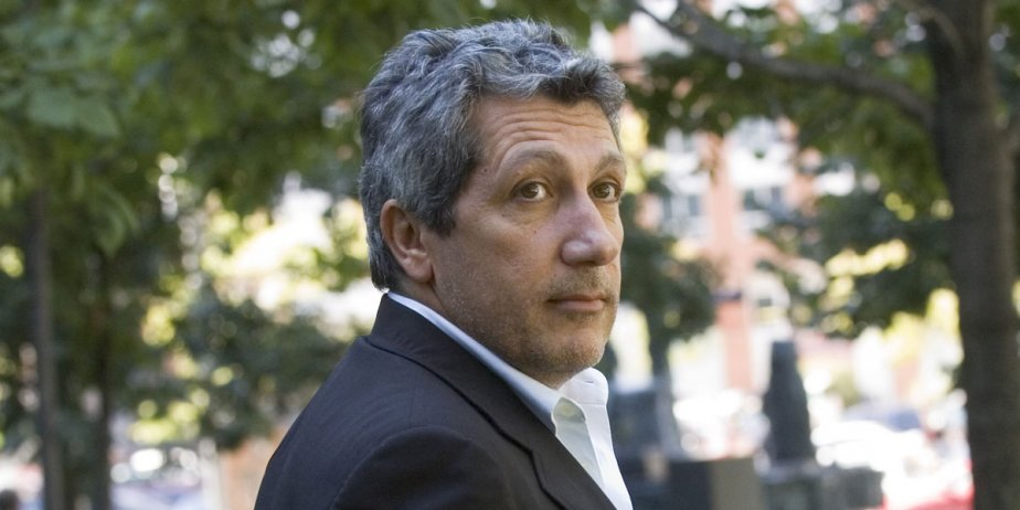 Alain Chabat... (Fournie par Rémi Lemée, La Presse)