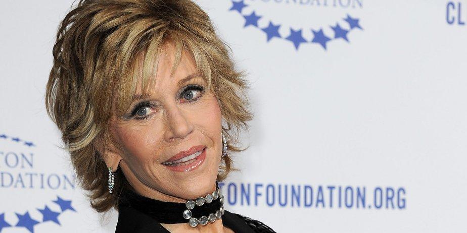 Jane Fonda... (AFP)