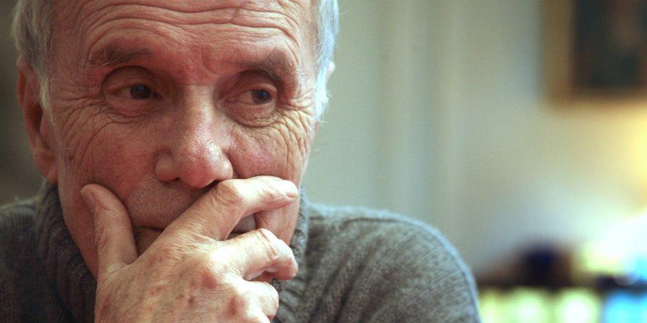 Pierre Schoendoerffer... (AFP)