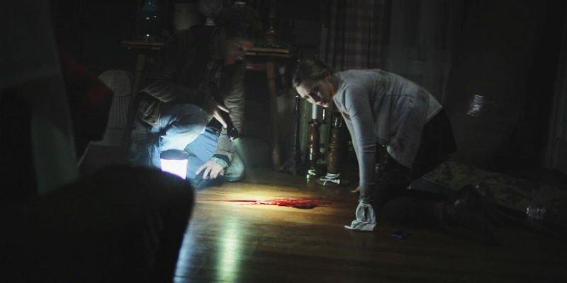 Le film met en scène Sarah (Elizabeth Olsen,... (fournie par la production)