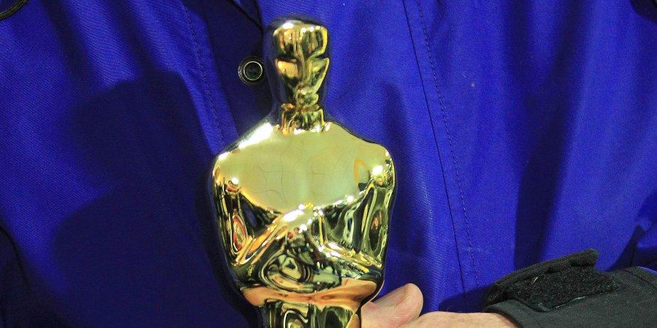 La statuette des Oscars.... (AFP)
