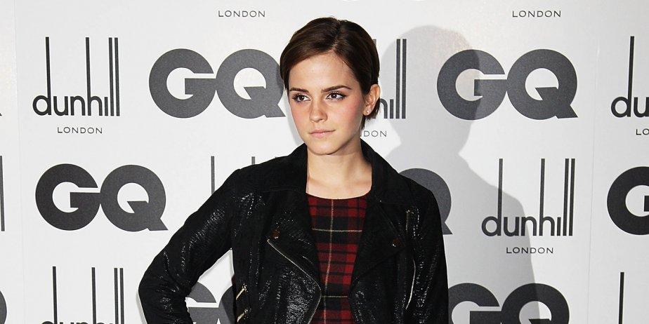 Emma Watson... (Agence France-Presse)