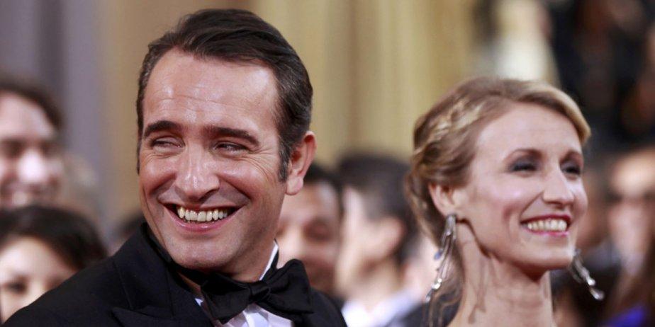 Jean Dujardin... (fournie par Reuters)