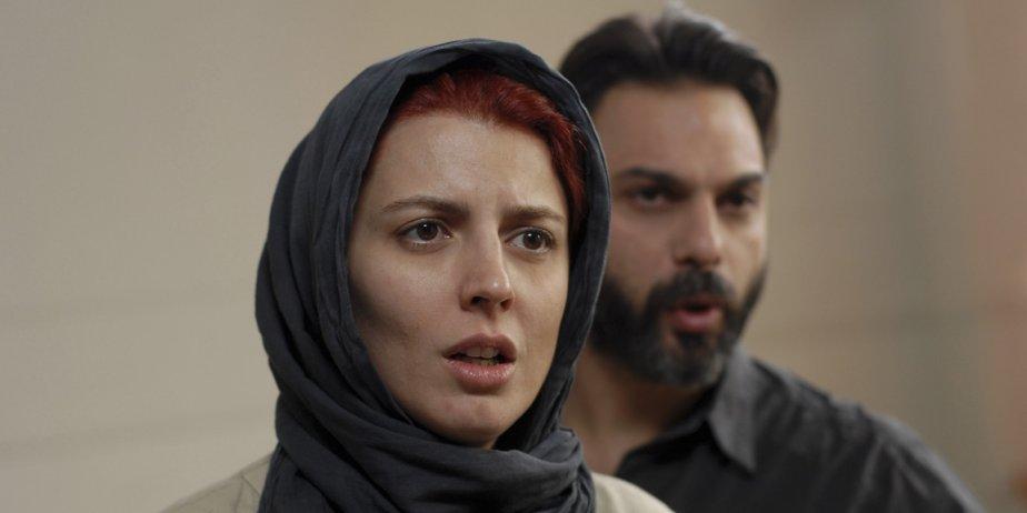Le film iranien Une séparation....