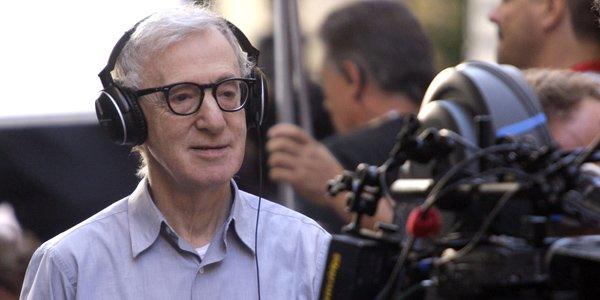 Woody Allen pendant le tournage de son nouveau... (Reuters)