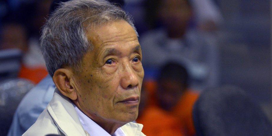 Kaing Guek Eav, alias Duch... (Archives Agence France-Presse)