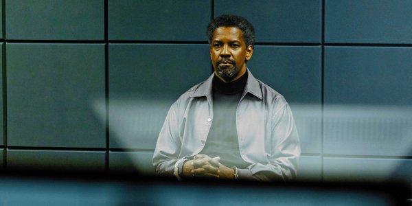 Denzel Washington dans une scène de Safe House.... (Universal Pictures)