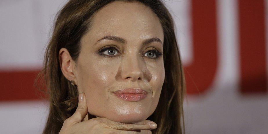 Angelina Jolie... (AP)