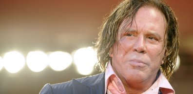 Mickey Rourke... (Photo Reuters)