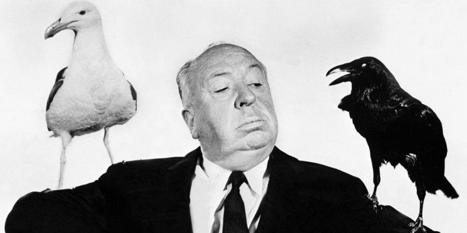 Le maître du suspense, Alfred Hitchcock.... (AFP)
