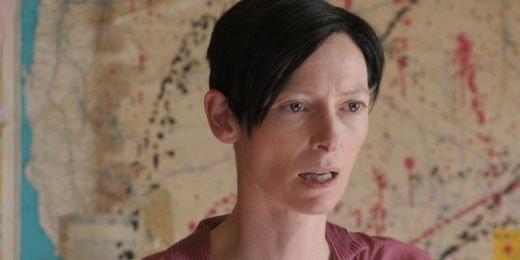 Tilda Swinton... (Oscilloscope/Films Séville)