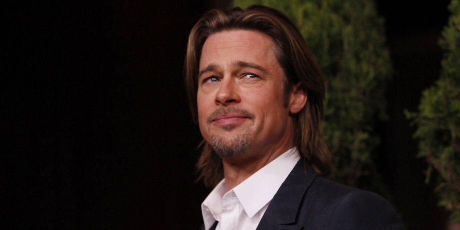 Brad Pitt... (Reuters)