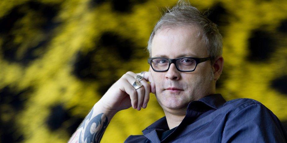 Le réalisateur québécois Denis Côté.... (Jean-Christophe Bott, PC)