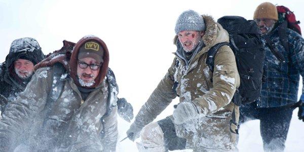 The Grey a pris la tête du box-office nord-américain pour... (Open Road Films)