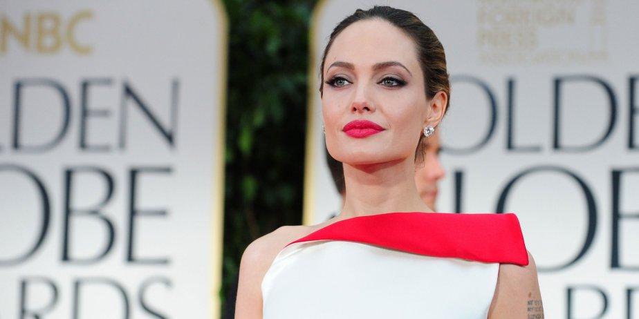 Angelina Jolie... (AFP)
