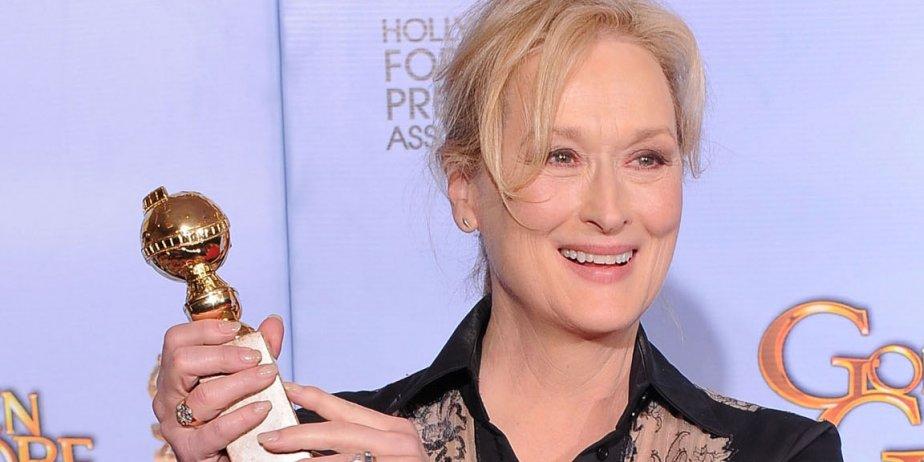 Le Golden Globe de la meilleure actrice dramatique... (Reuters)