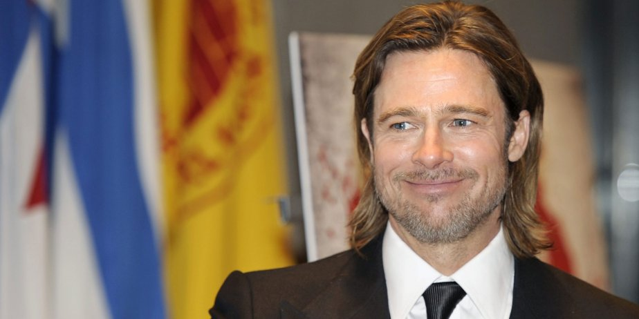 Brad Pitt... (AP)
