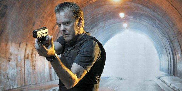 Kiefer Sutherland dans la peau de Jack Bauer.... (Fox)