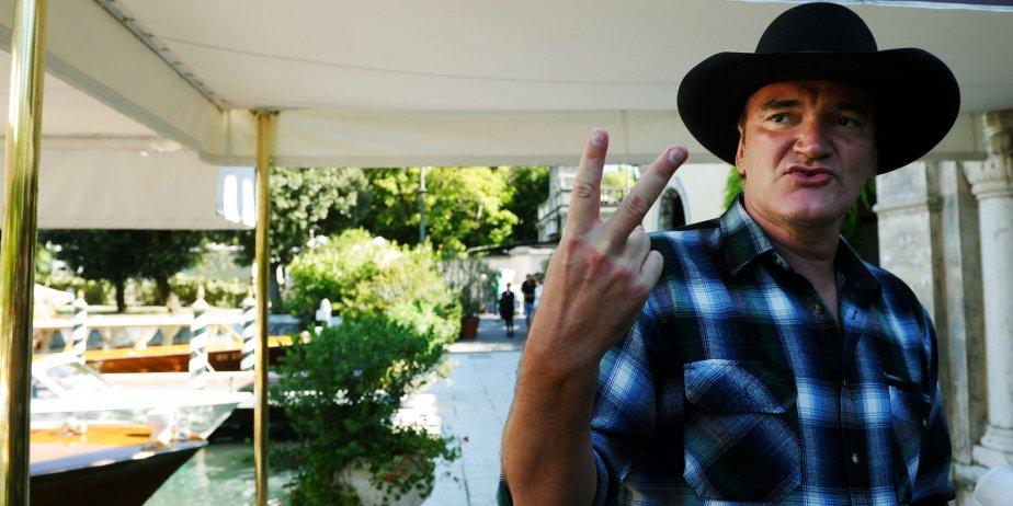 Le prochain film de Quentin Tarantino sera un... (Vincenzo Pinto, AFP)