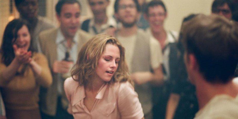 Kristen Stewart dans On the Road....