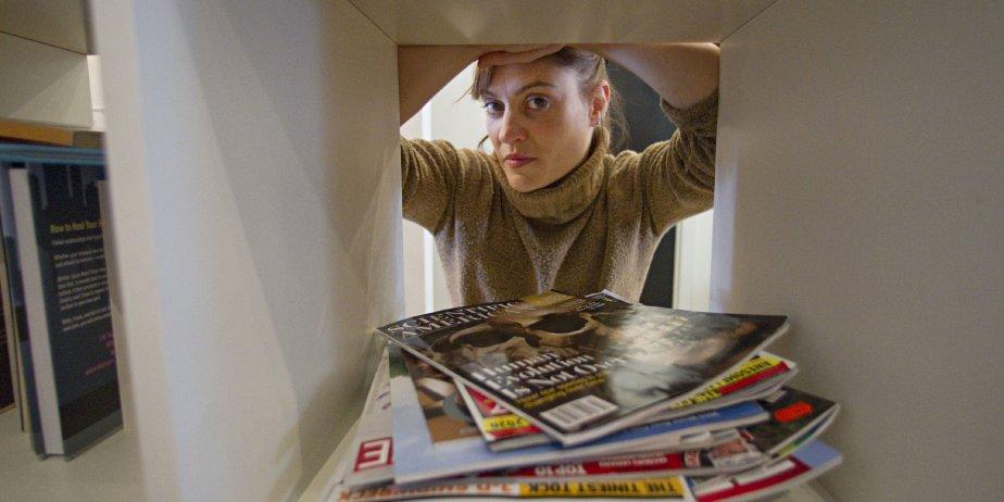 Brigitte Poupart... (Ivanoh Demers, La Presse)