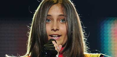 Paris Jackson... (Photo AP)
