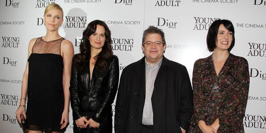 Charlize Theron tient le rôle principal dans Young... (AP)