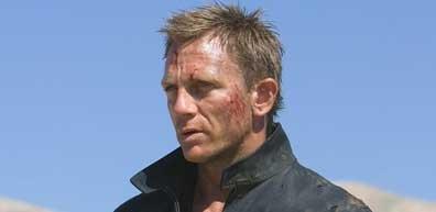 Daniel Craig alias Bond, James Bond...... (Photo Associated Press)