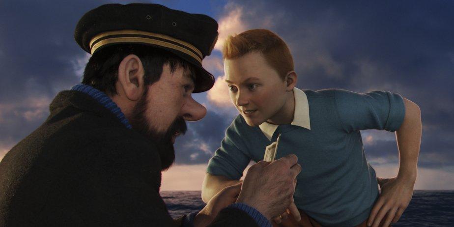 Les Aventures de Tintin prendra l'affiche le 9... (Paramount)