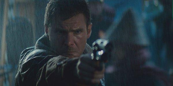 Harrison Ford dans Blade Runner.... (AP)