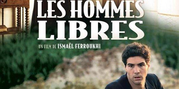Tahar Rahim incarne Younes dans Les Hommes libres.... (Tirée de la page Facebook du film)