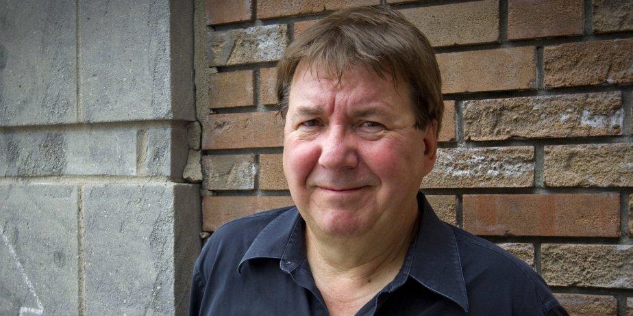 L'animateur de Tout un cinéma, Remy Girard.... (Alain Roberge)