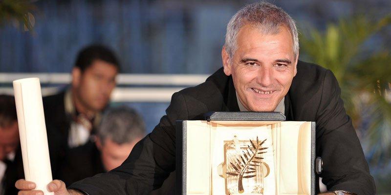Laurent Cantet a reçu la Palme d'or à... (AFP)