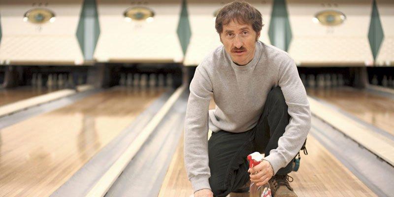 Emmanuel Bilodeau dans le film Curling...