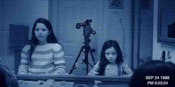 Le troisième volet de Paranormal Activity a pris la tête du box-office... (AP)