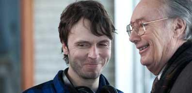 Sébastien Pilote et Gilbert Sicotte.... (Photo archives La Presse)