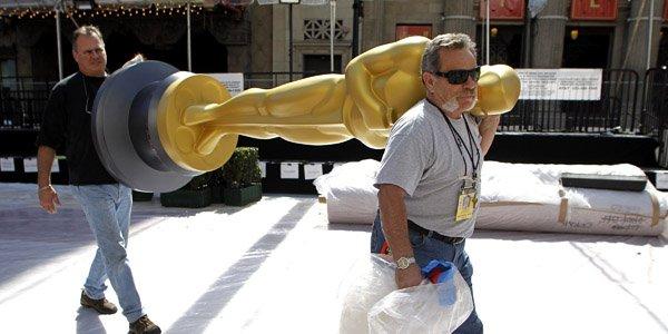 L'Académie américaine des sciences et techniques du cinéma,... (Reuters)