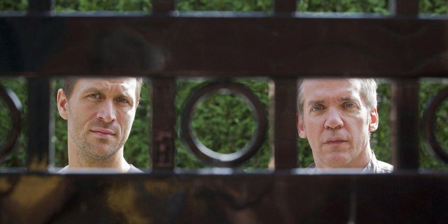 Le réalisateur Jean-Marc Vallée (à gauche) et Kevin... (Ivanoh Demers, La Presse)