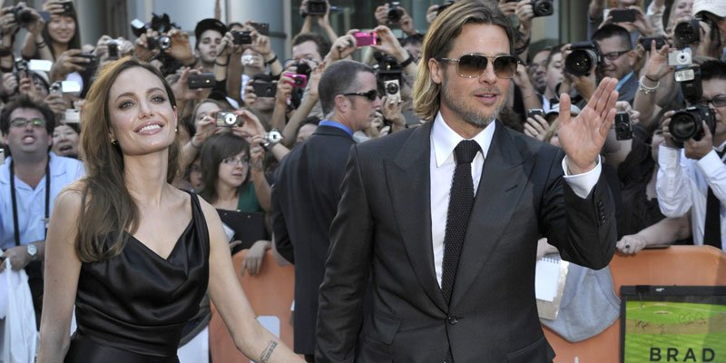 Les stars hollywoodiennes Brad Pitt et Angelina Jolie.... (Reuters)