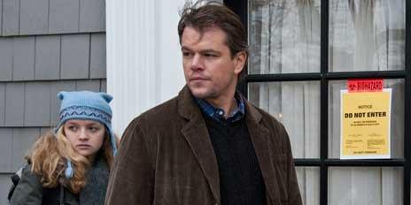 Matt Damon... (Photo Associated Press)