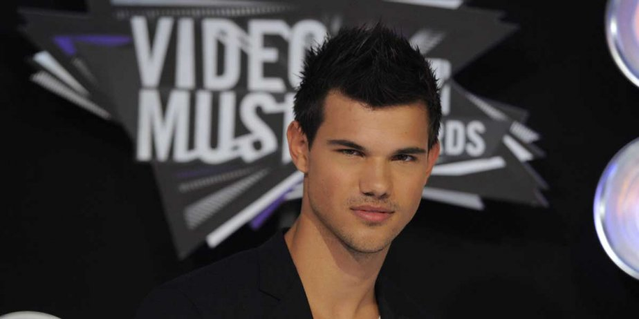 Taylor Lautner... (Associated Press)