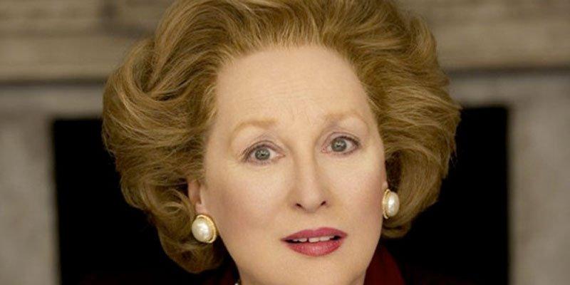 Drame biographique réalisé par Phyllida Lloyd. Avec Meryl Streep, Jim...