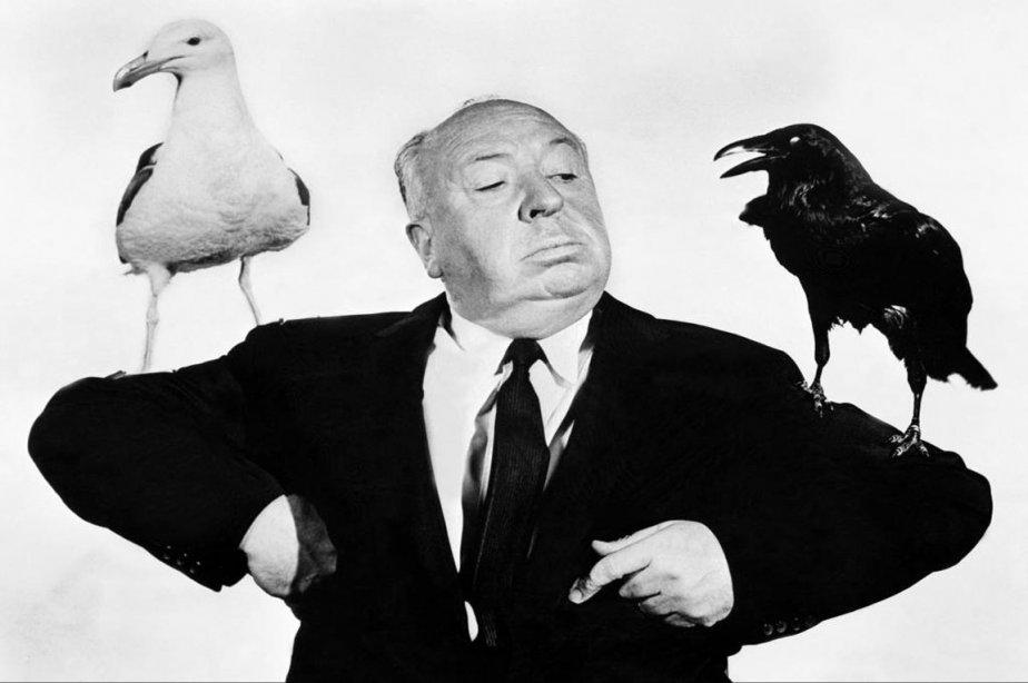Le film The Birds d'Alfred Hitchcock aura droit... (AP)