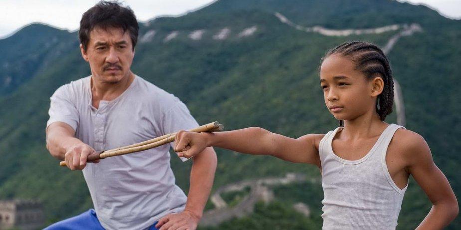 Le remake de The Karate Kid avec Jackie... (Columbia Pictures)