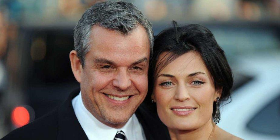 L'actor Danny Huston et Lyne Renee... (AFP)