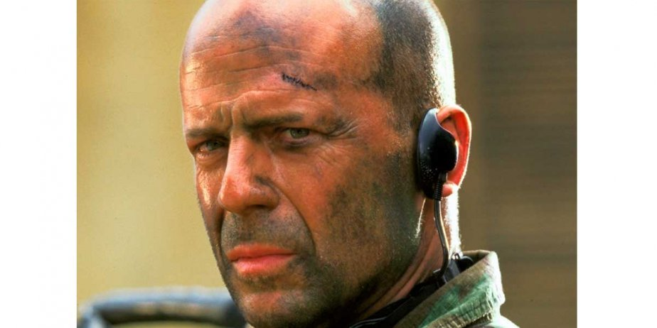 Bruce Willis... (The Hollywood Repoter)