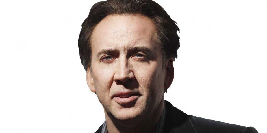Nicolas Cage... (Lucas Jackson, Reuters)